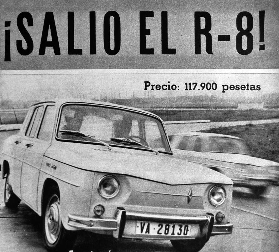 CLÁSICOS SANIMOTOR EL R8